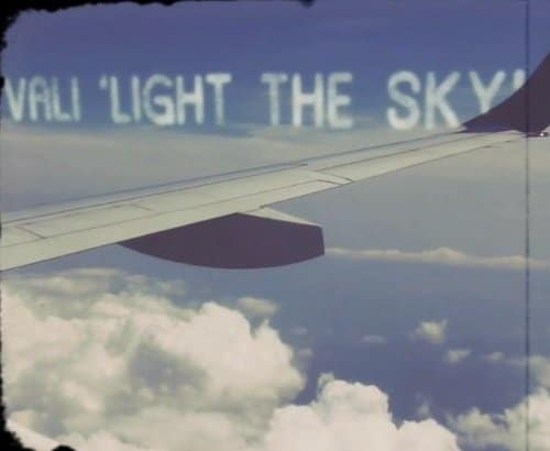 Vali Light the Sky