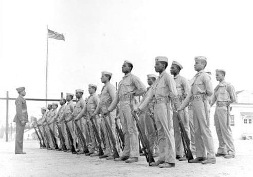 Honoring the Legacy of African-American Marines