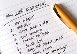 5 Simple Tips for Keeping Your Resolutions