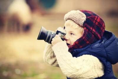 Kids Winter Photography