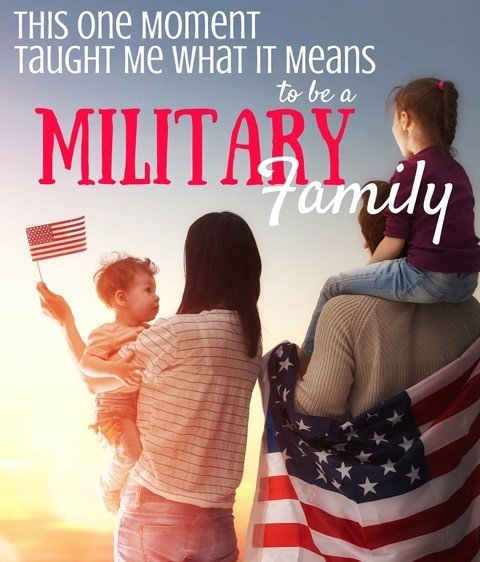 Being a Military Family