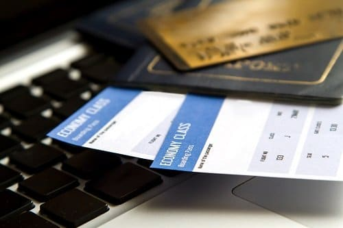 Buying Airline tickets