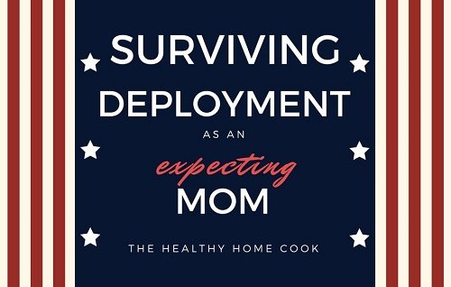 expecting mom, deployment
