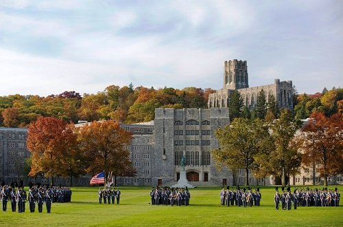 Top 5 U.S. Colleges for the Military