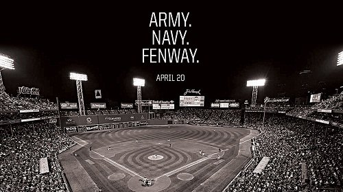 Army-Navy Baseball to Takeover Boston's Fenway Park