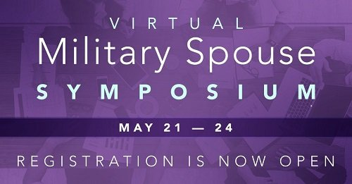 The 2018 Virtual Military Spouse Symposium Is Here