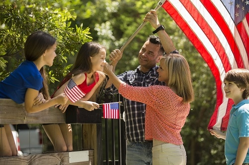 DIY Flag Day Crafts for the Whole Family