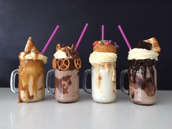 6 Delicious Ways to Shake Up Your Vanilla Milkshake