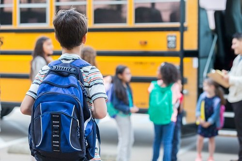 New Survey Wants to Help Improve Education for Military Children