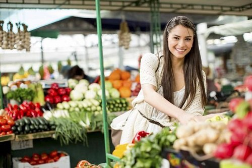 Mindful Monday: 5 Ways to Make the Most of Your Farmers' Market