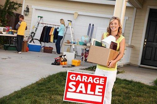 5 Fundamentals of a Successful Yard Sale