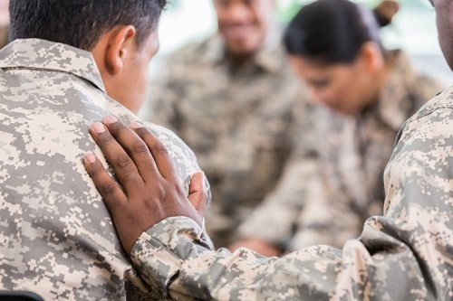4 Military Resources to Turn to for Your Mental Health