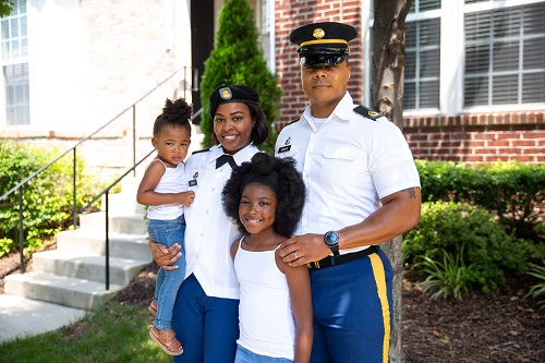 15 Stories to Celebrate Military Family Month