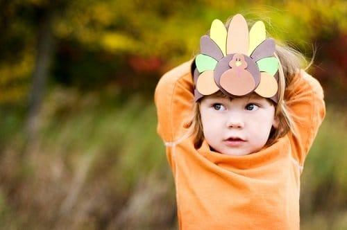 5 Ways to Make Thanksgiving Fun for Kids