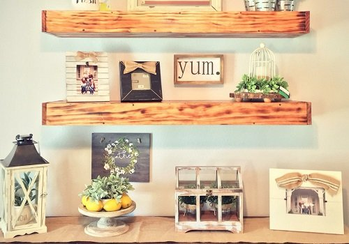 Styling a Wall: Decor Tips for Military Homes | SpouseLink ...