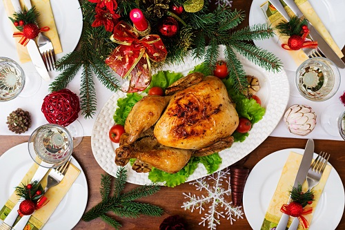 Mindful Mondays: 5 Tips for Healthy Eating Over the Holidays