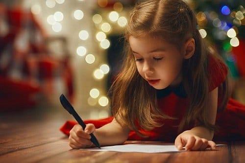 Help Your Military Kids Write To Santa Spouselink