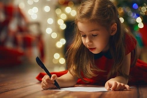 5 Tips for Helping Your Military Kids Write a Letter to Santa