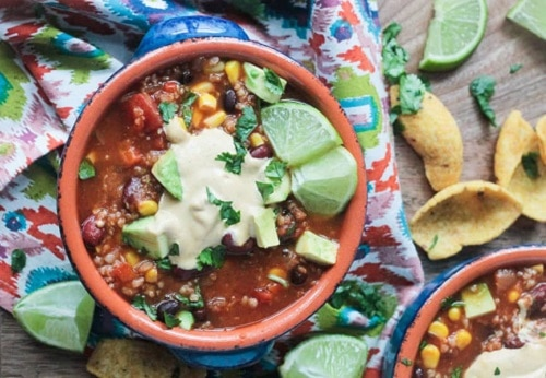 10 Vegan Game Day Recipes for a Meat-Free Party