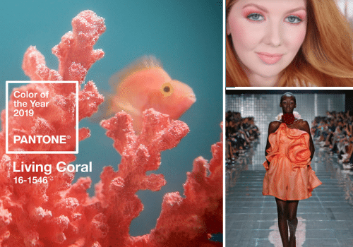 Get Inspired by 2019's Lively Living Coral Color Trend