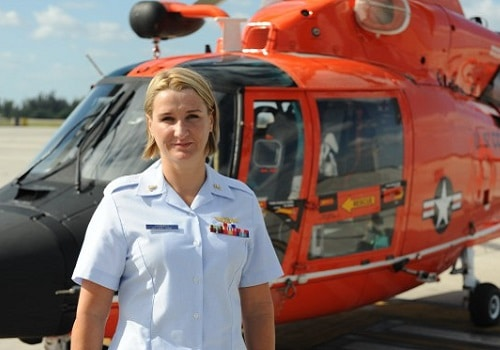 The U.S. Coast Guard is Considering Female-Friendly Policy Changes