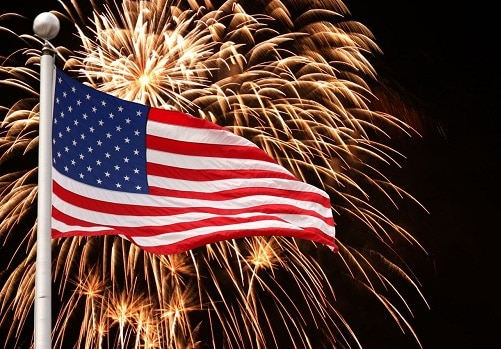 Fourth of July Discounts for Your Military Family