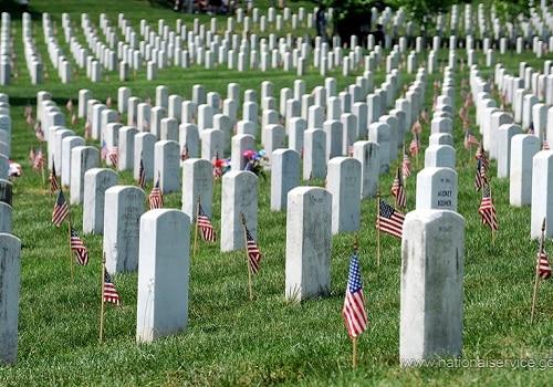 AAFMAA Webinar: Burial at VA and Arlington National Cemeteries