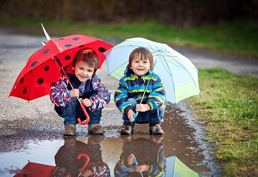 Summer Fun: 7 Exciting Ways to Spend a Rainy Day