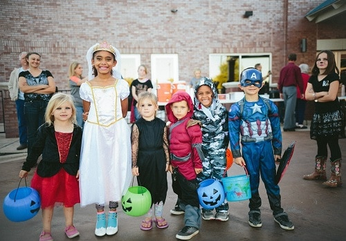 MilSpouse Moments: Celebrating Halloween on a Military Base