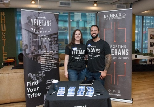 Bunker Labs: Helping Veteran and Military Spouse Entrepreneurs