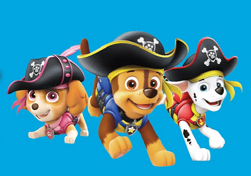 Trick-or-Treat with PAW Patrol at Target