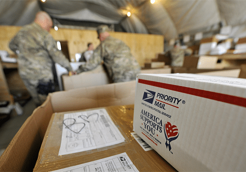 USPS Releases 2019 Holiday Shipping Dates for Military Mail