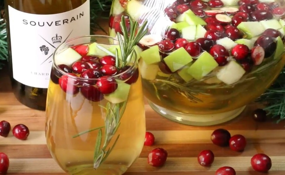 Recipe: The Perfect Holiday Sangria