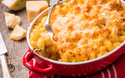 Recipe: The Best Homemade Baked Mac and Cheese