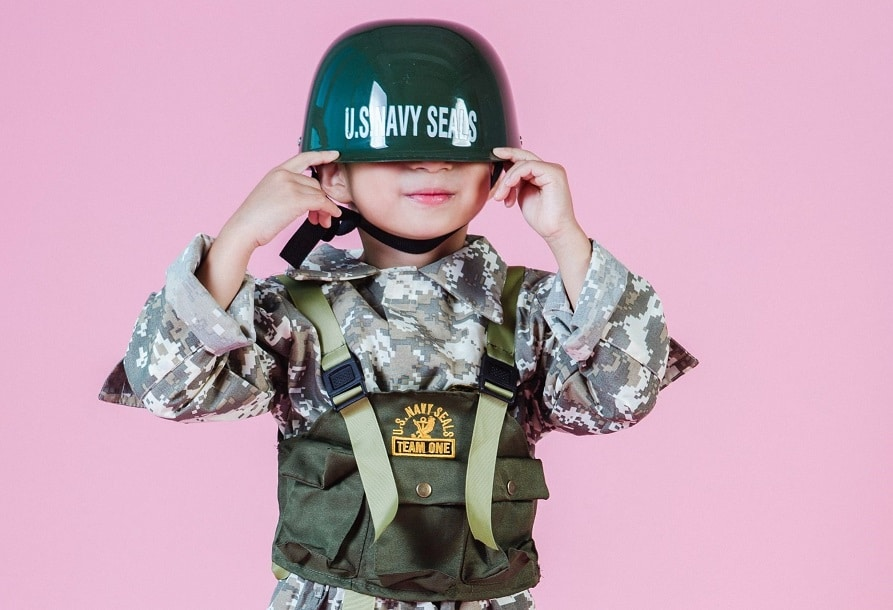10 Ways to Celebrate Month of the Military Child