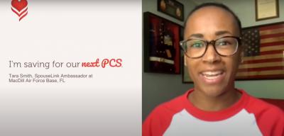I'm Saving for our next PCS