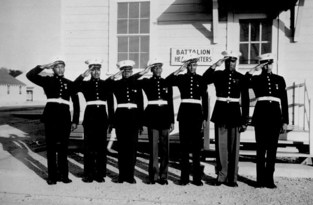 Montford Point Marines: Honoring Key West African American Marines