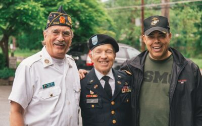 10 Ways to Celebrate Father's Day with Your Military Dad
