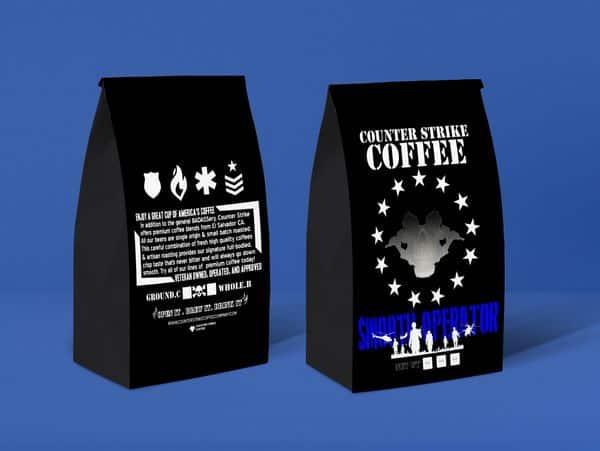 Counter Strike Coffee Smooth Operator