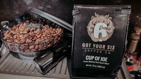 Got Your Six Coffee Company Cup of Joe