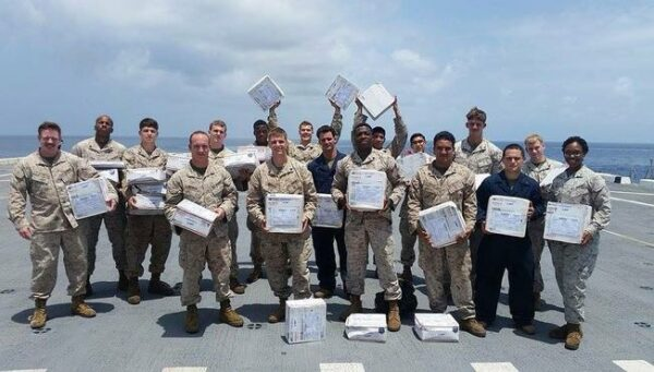 """Help Operation Turbo Send """"Boxes of Home"""" to Deployed U.S. Military"""