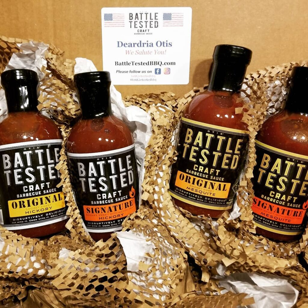 Battle Tested® Craft Barbecue Sauce