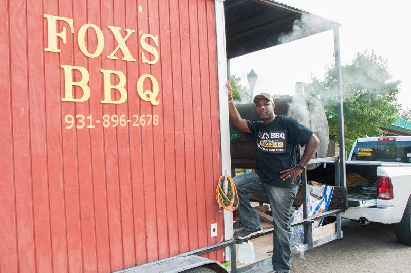 Fox's BBQ, Tennessee