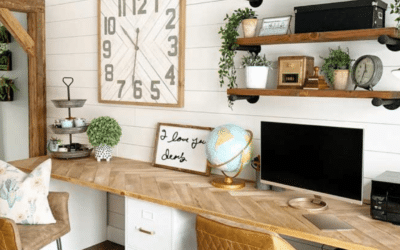 5 Inspiring Home Office Spaces for Military Spouses