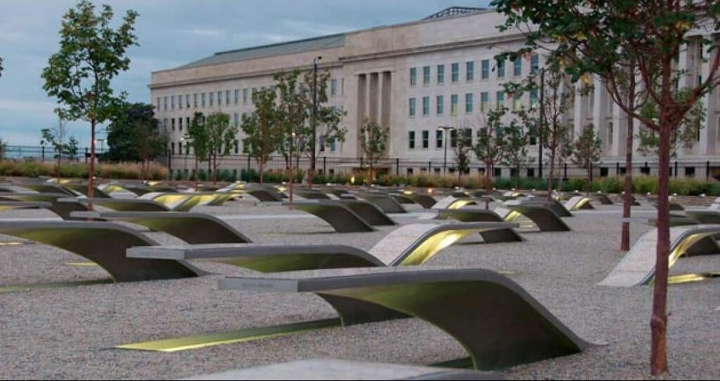 National 911 Pentagon Memorial